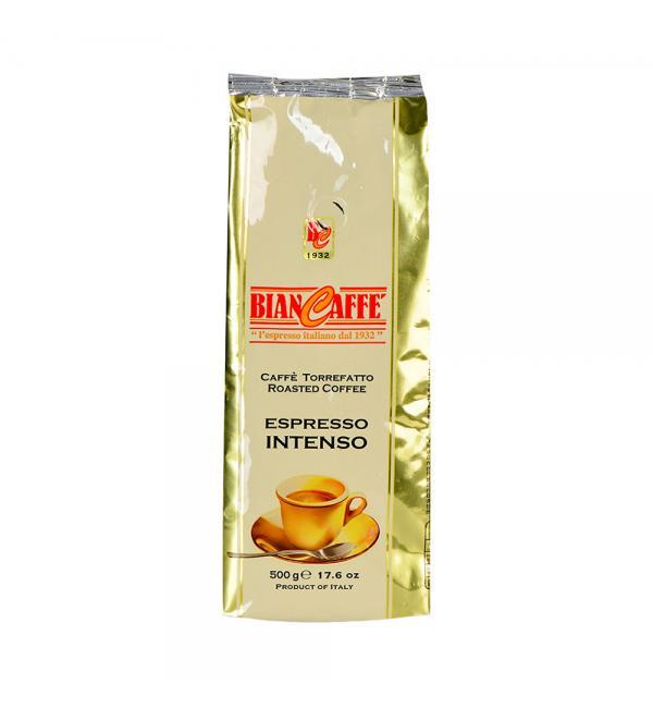 Кофе зерновой BIANCAFFE INTENSO BUSTA BIANKA 500г