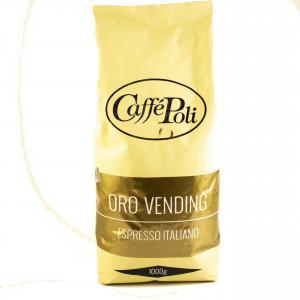 Кофе зерновой Poli ORO Vending 1кг