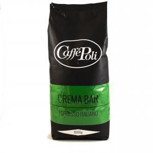 Кофе зерновой Poli Crema Bar 1кг