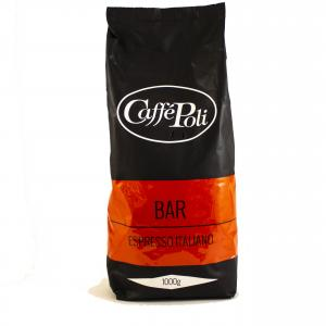 Кофе зерновой Poli BAR 1кг