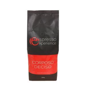 Кофе зерновой Espresso Experience CORPOSO DECISO 1кг