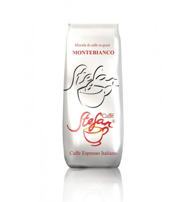 Кофе зерновой Stefan Caffe Montebianco 1кг