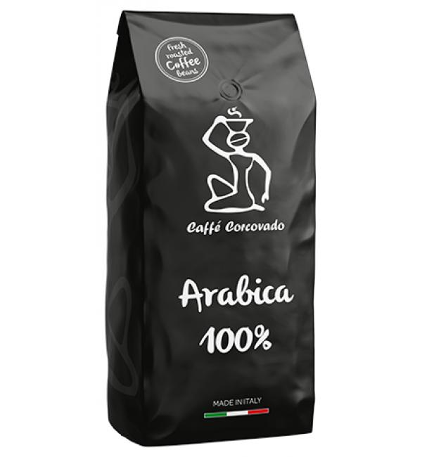 Кофе зерновой Corcovado Arabica 1кг