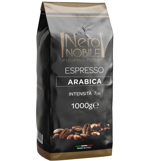 Кофе зерновой Neronobille Arabica 1кг