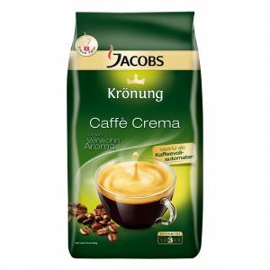 Кофе зерновой Jacobs Kronung Crema 1кг
