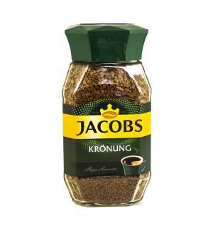 Кофе растворимый Jacobs Kronung 200г