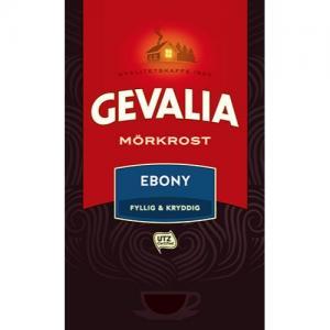 Кофе молотый Gevalia Ebony 425г