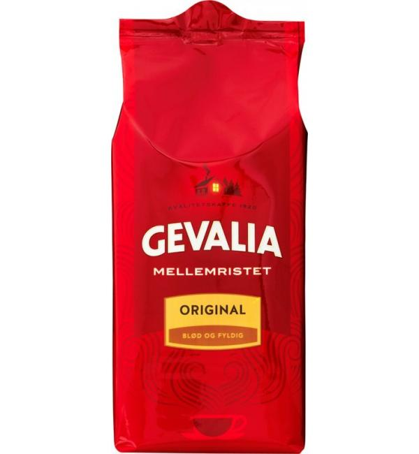 Кофе молотый Gevalia Original 500г