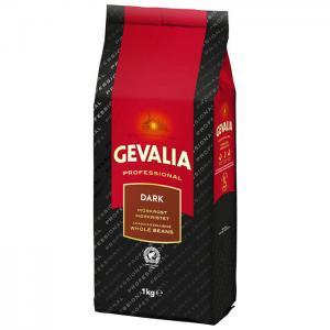 Кофе зерновой Gevalia Professional Dark 1кг
