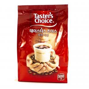 Кофе растворимый Taster's Choice Original 500г