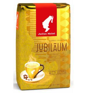 Кофе зерновой Julius Meinl Jubilaum 500г