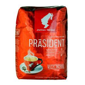 Кофе зерновой Julius Meinl President 500г