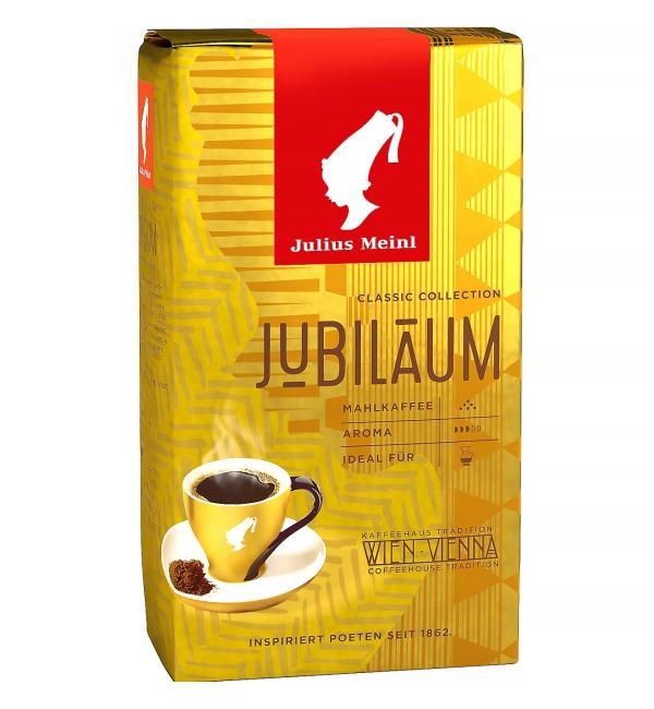 Кофе молотый Julius Meinl Jubilaum 250г
