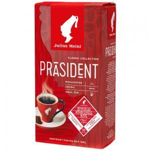 Кофе молотый Julius Meinl President 500г