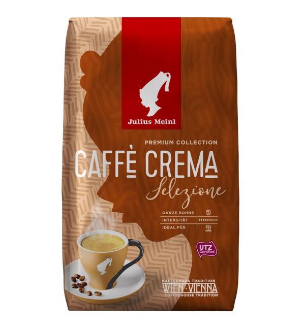 Кофе зерновой Julius Meinl Caffe Crema Premium Collection 1кг