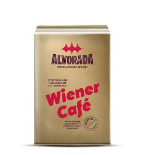 Кофе молотый Alvorada Wiener Café 500г