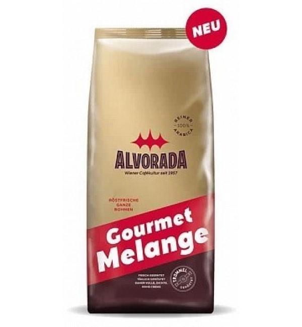 Кофе зерновой Alvorada Gourmet Melange 1кг