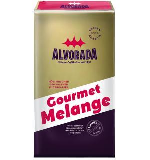 Кофе молотый Alvorada Gourmet Melange 500г