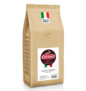 Кофе зерновой Carraro Gran Crema 1кг