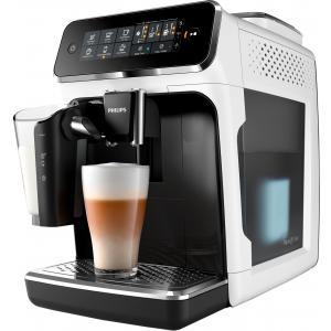 Кофемашина автоматическая Philips Series 3200 LatteGo White/Silver 3243/70