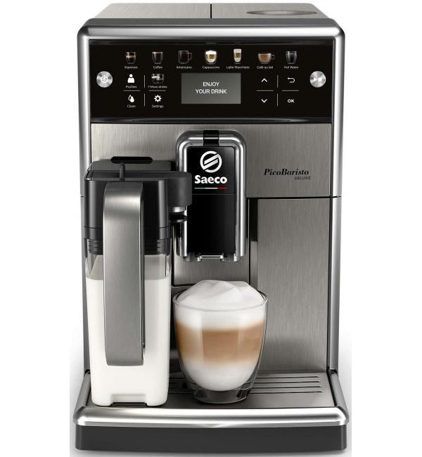 Кофемашина автоматическая Saeco PicoBaristo Deluxe SM5573/10