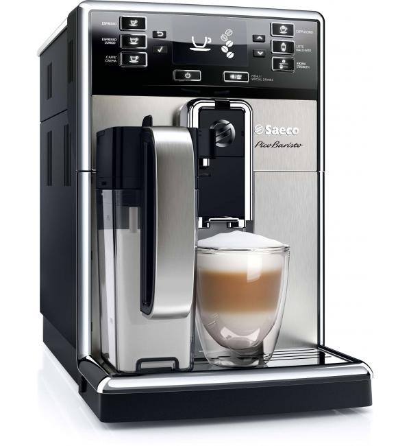 Кофемашина автоматическая Saeco PicoBaristo HD8928/09