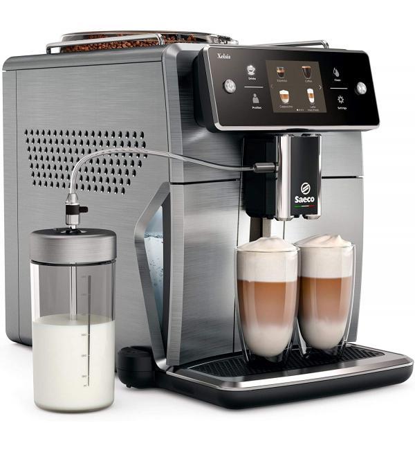 Кофемашина автоматическая Saeco Xelsis SM7683/00