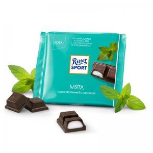 Шоколад Ritter Sport Мята 100г