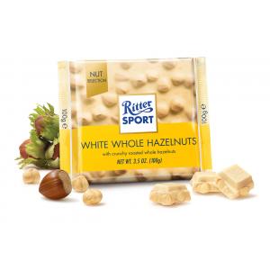 Шоколад Ritter Sport 100г Цельный лесной орех и хлопья 100г