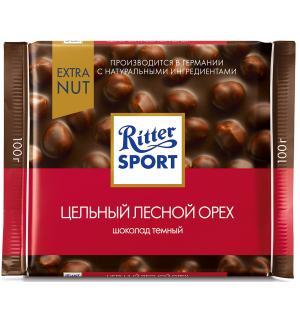 Шоколад Ritter Sport Цельный лесной орех 100г