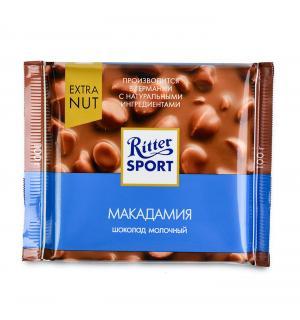 Шоколад Ritter Sport Макадамия 100г