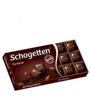 Шоколад Schogetten Dark Chocolate 100г