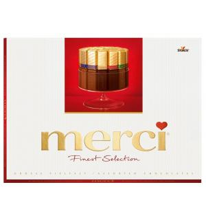 Шоколад MERCI Finest Selection ассорти 675г