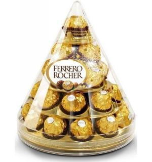 Конфеты Ferrero Rocher Конус 350г