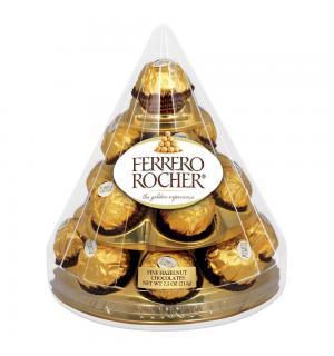 Конфеты Ferrero Rocher Конус 212,5г