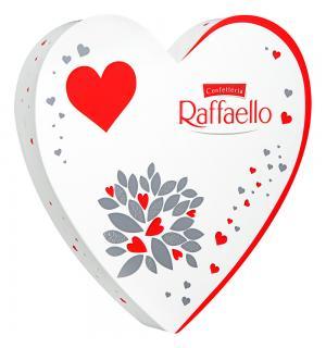 Конфеты Raffaello Сердце 120г