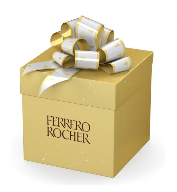 Конфеты Ferrero Rocher Кубик 75г