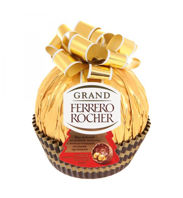 Конфеты Ferrero Rocher Гранд 125г
