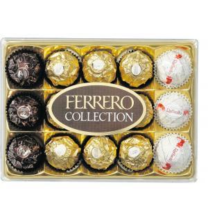 Конфеты Ferrero Коллекшн 172,2г