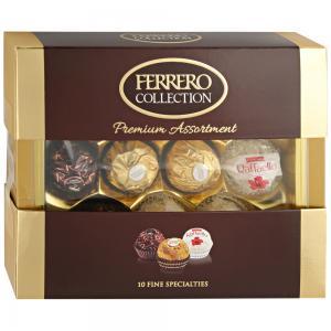 Конфеты Ferrero Коллекшн 109,3г