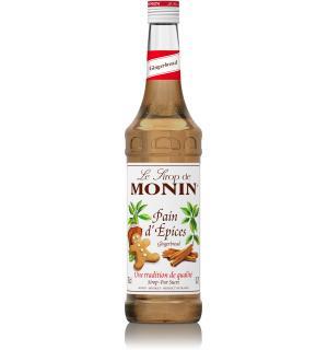 Сироп Monin Имбирный пряник 50г