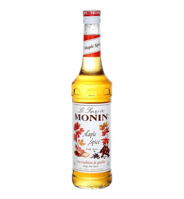 Сироп Monin Кленовый со специями 700г