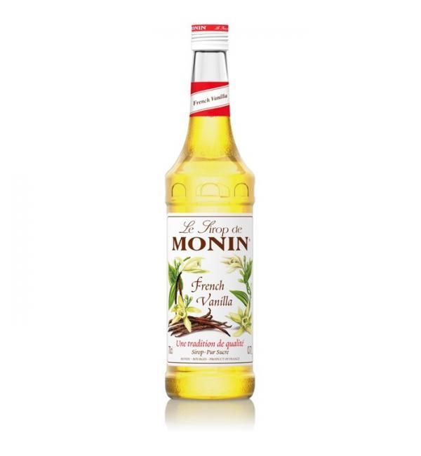 Сироп Monin Французская ваниль 700г