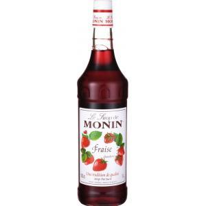Сироп Monin Клубника 1л