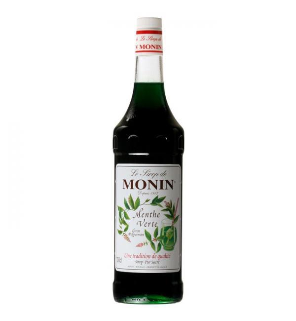 Сироп Monin Мята зелёная 1л