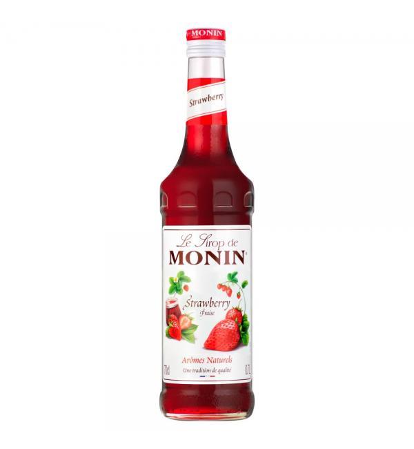 Сироп Monin Клубника 700г