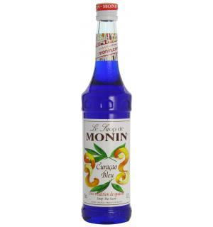Сироп Monin Блю Кюрасао 700г