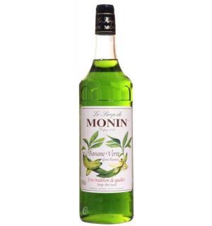 Сироп Monin Зелёный банан 700г
