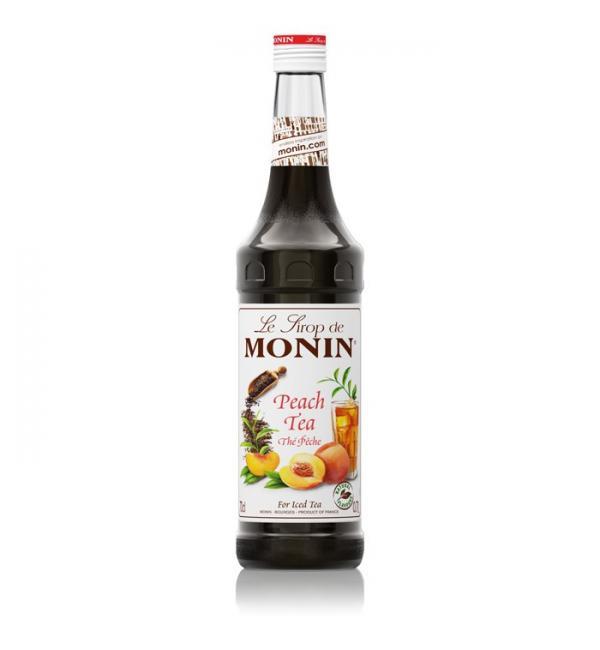 Сироп Monin Персиковый чай  700г