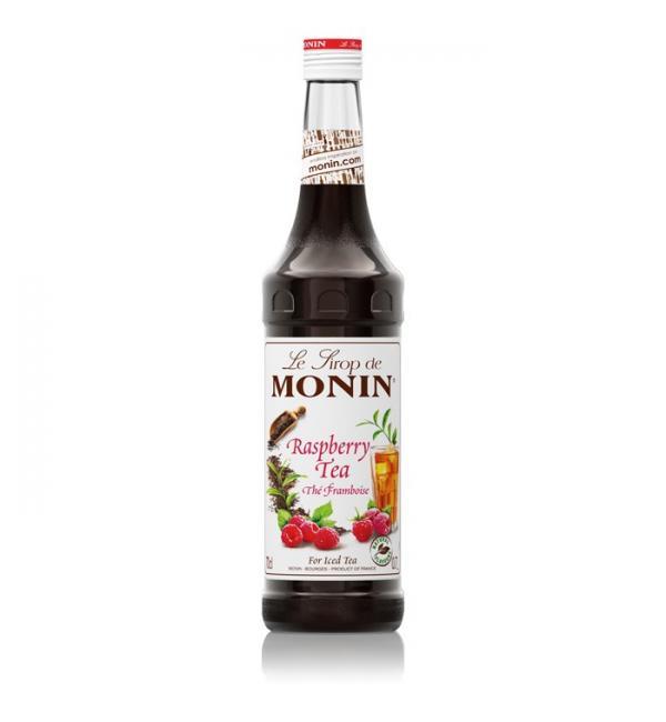 Сироп Monin Малиновый чай 700г